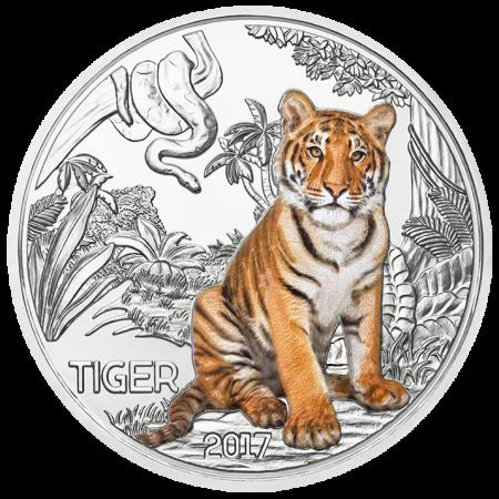 3-euro-muenze-oesterreich-tiger-bildseite